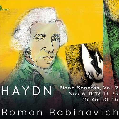 Rabinovich: Haydn - Piano Sonatas vol.2 (24/96 FLAC)