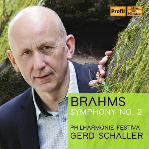 Schaller: Brahms - Symphony no.2 (FLAC)