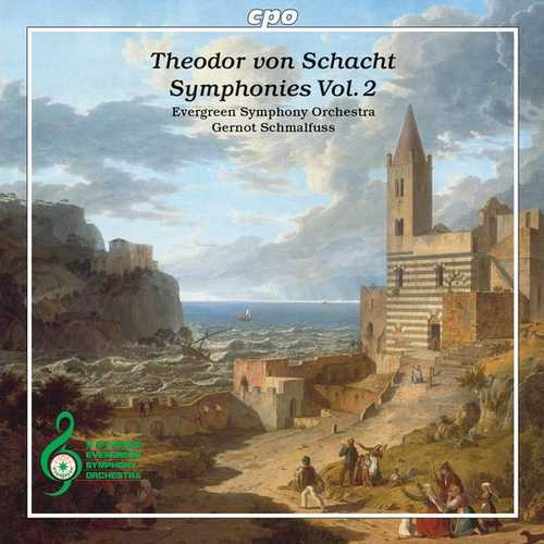 Schmalfuss: Schacht - Symphonies vol.2 (FLAC)