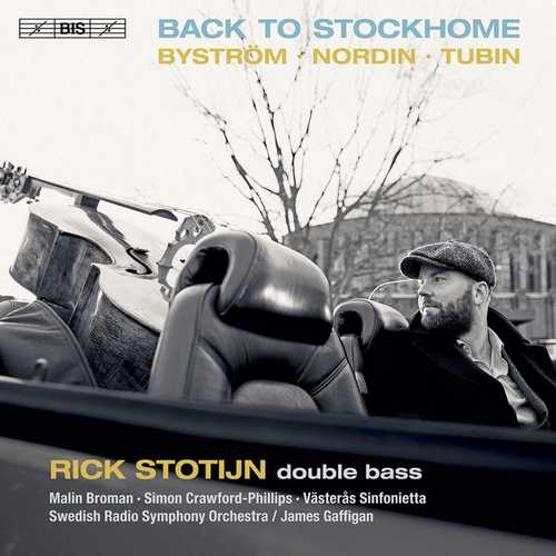 Rick Stotijn - Back to StockHome (24/96 FLAC)