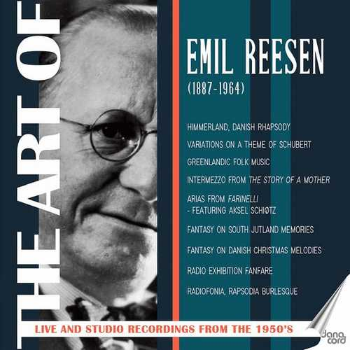 The Art of Emil Reesen. Live and Studio Recordings from the 1950's (FLAC)