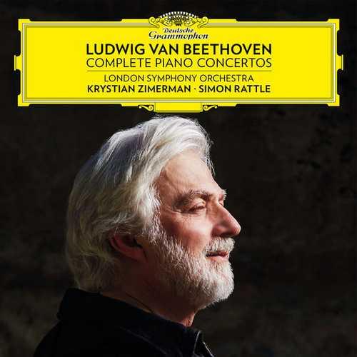 Krystian Zimerman: Beethoven - Complete Piano Concertos (24/96 FLAC)