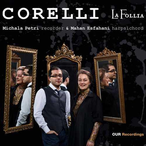 Petri, Esfahani: Corelli - La follia (24/88 FLAC)