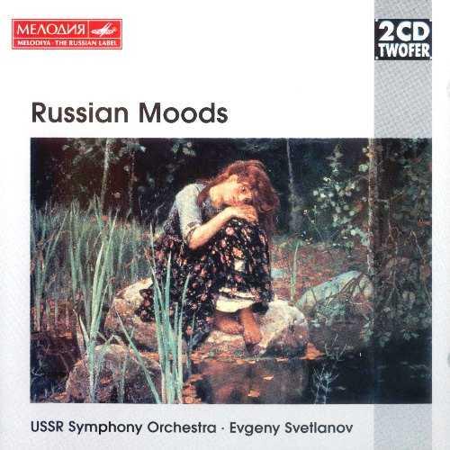 Svetlanov: Russian Moods (2 CD, APE)