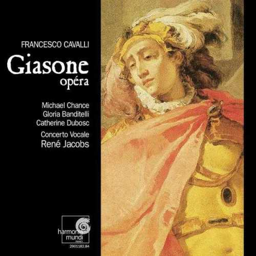 Jacobs: Cavalli - Giasone (3 CD, APE)