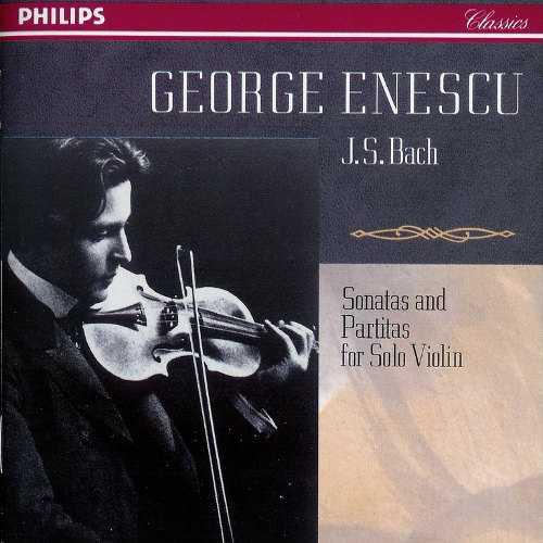 Enescu: Bach - Sonatas and Partitas for Solo Violin (2 CD, APE)