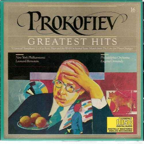 Prokofiev - Greatest Hits (FLAC)