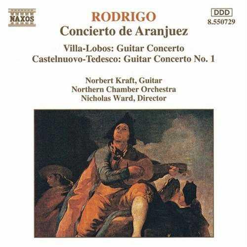 Kraft: Rodrigo - Concierto de Aranjuez (FLAC)