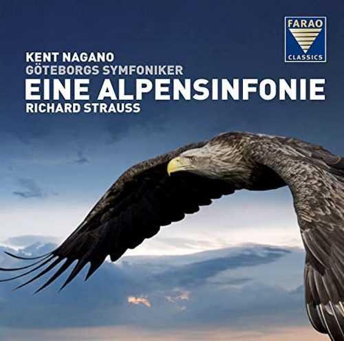 Nagano: Strauss - Eine Alpensinfonie op.64 (24/96 FLAC)