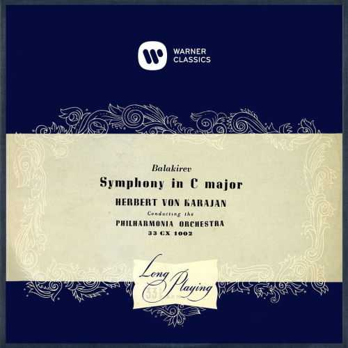 Karajan: Balakirev - Symphony in C major (24/96 FLAC)