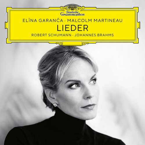 Garanca, Martineau: Schumann, Brahms - Lieder (24/96 FLAC)