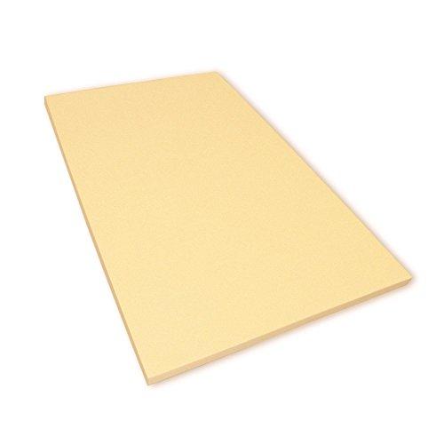 Breckle-Seelbach Viscoelastische Matratzenauflage 4 cm Visco Matratzen - Auflage ohne Bezug