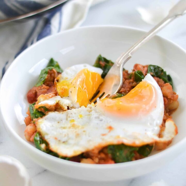 Chickpea Kale Stew
