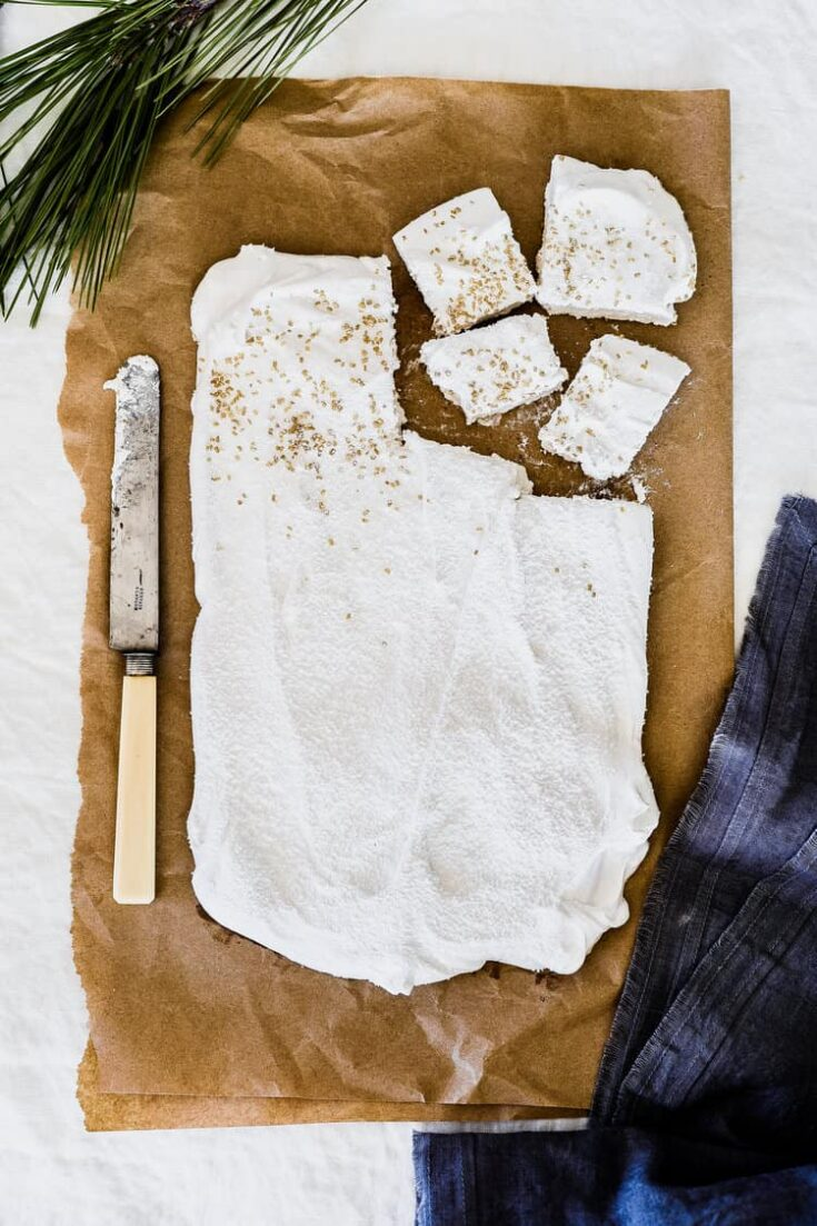 Homemade Marshmallows and other Christmas Treat Recipes (that aren't cookies)