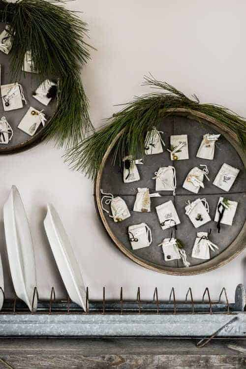 My DIY Christmas Advent Calendar (with a Free Printable!)