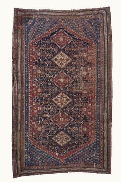 Vintage Kilim Moroccan Rug
