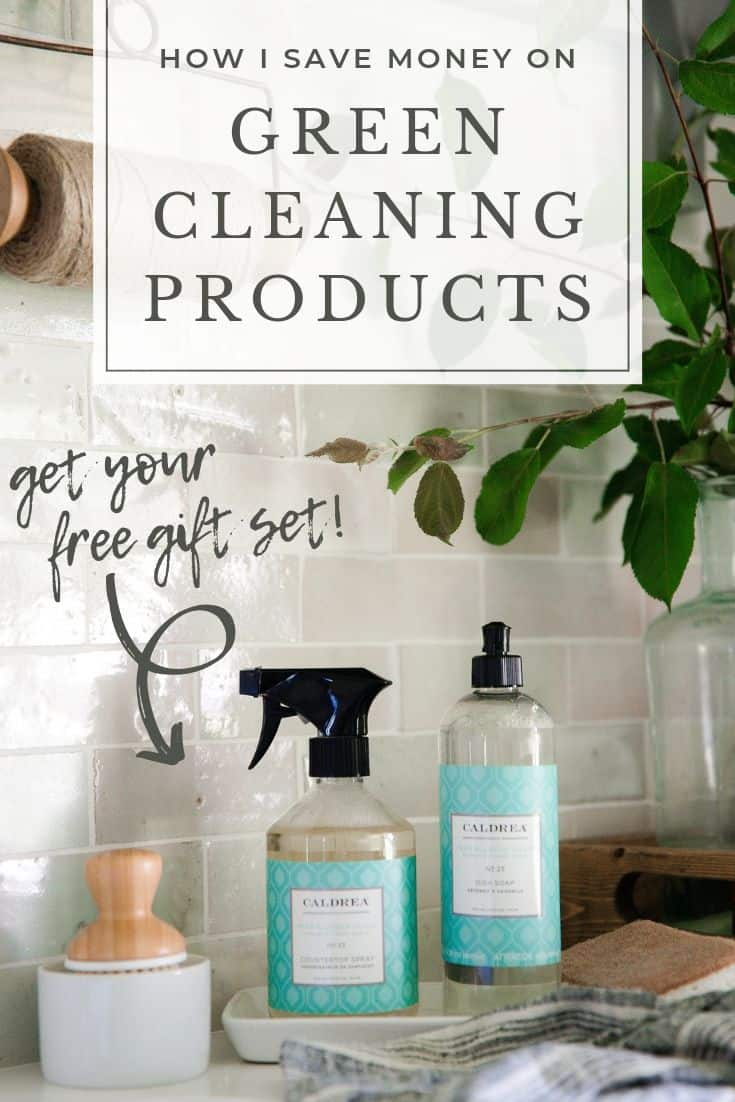 Wondering how you can save money on green cleaning products or how to find the best green cleaning products? Let me introduce you to Grove!
