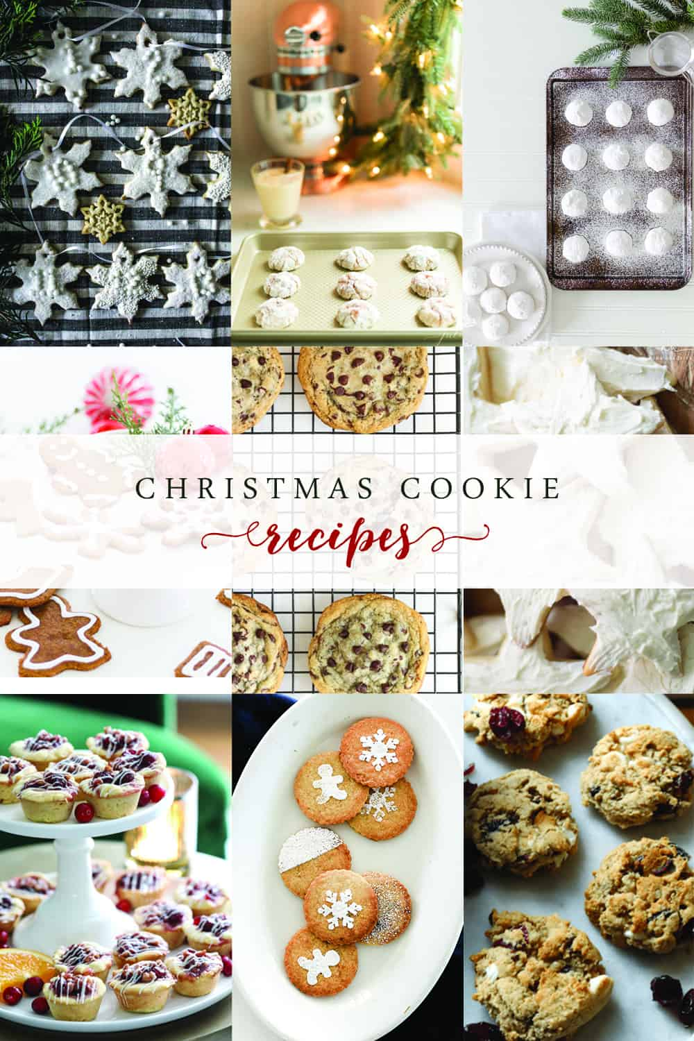 Christmas gives us the perfect excuse to dust off our mixing bowls and consume more butter in one month than we do all year! Here are over twenty Christmas cookie recipes featuring a wonderful Christmas shortbread recipe!