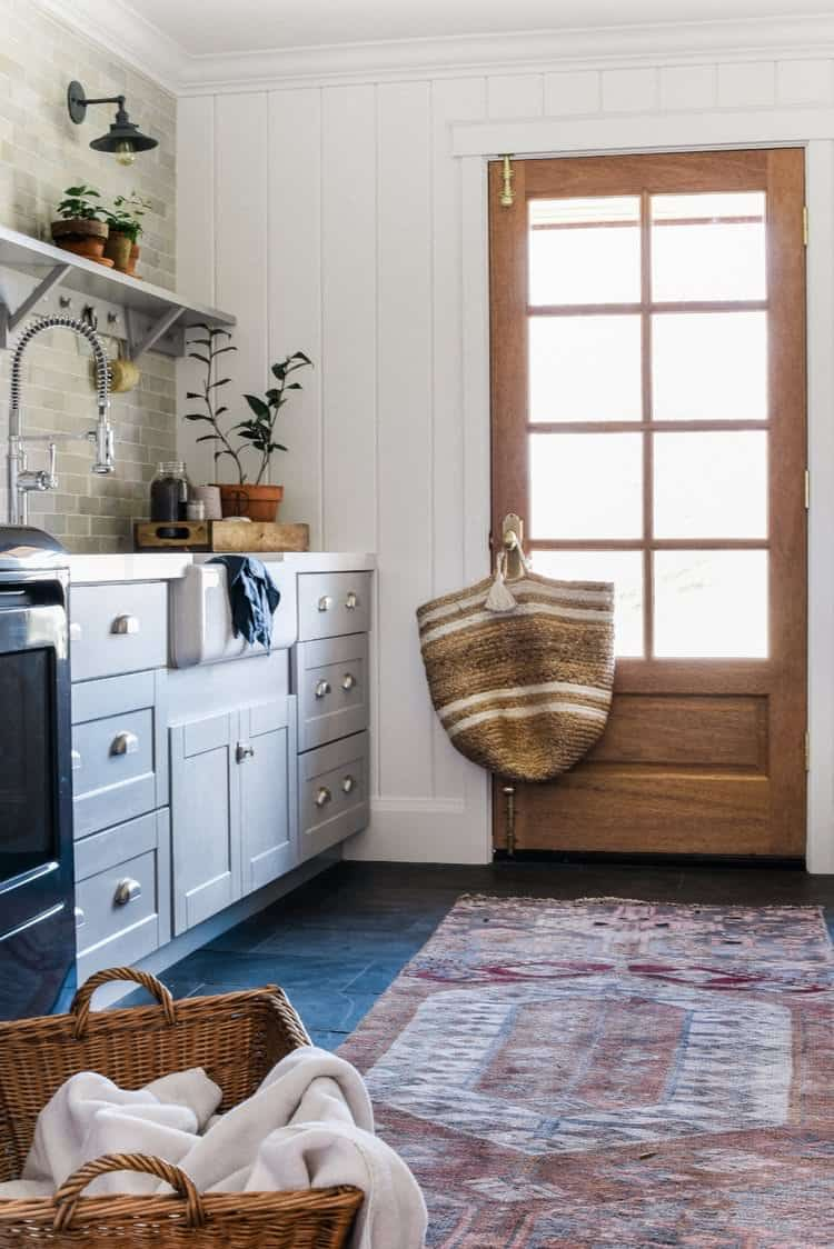 Laundry Room Remodel  The Reveal: Spring Cleaning with Home Depot