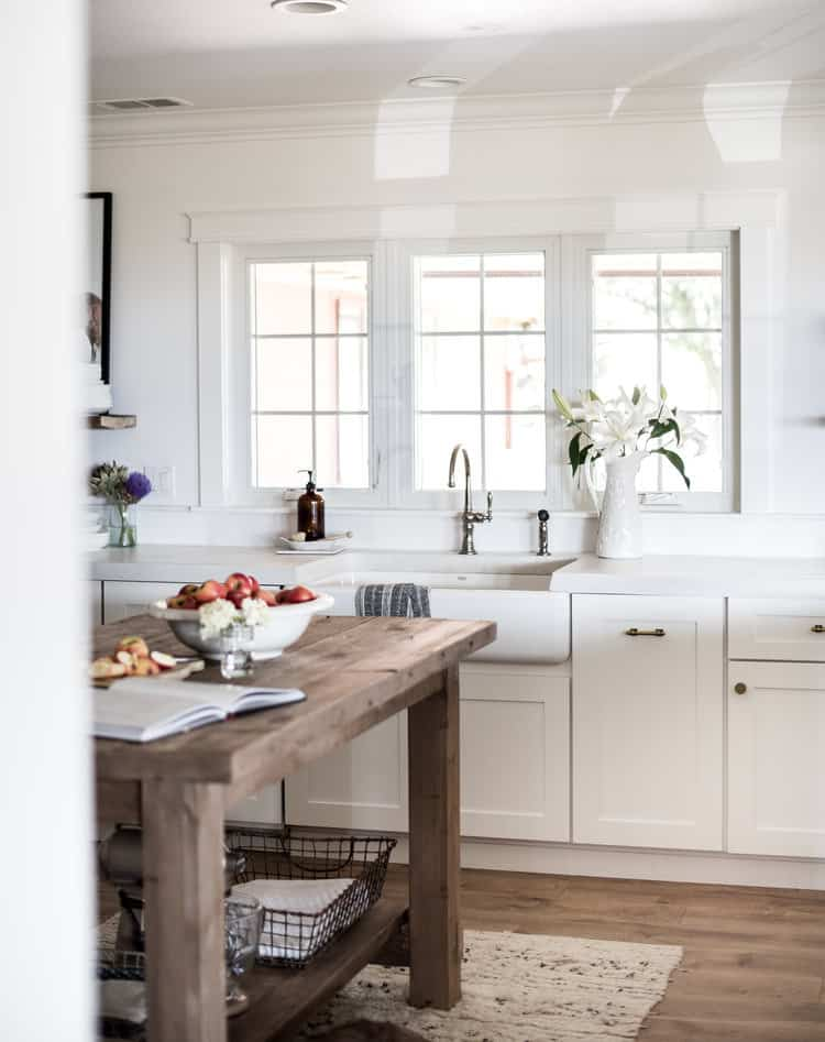 Our White Shaker Kitchen Cabinets Boxwood Ave