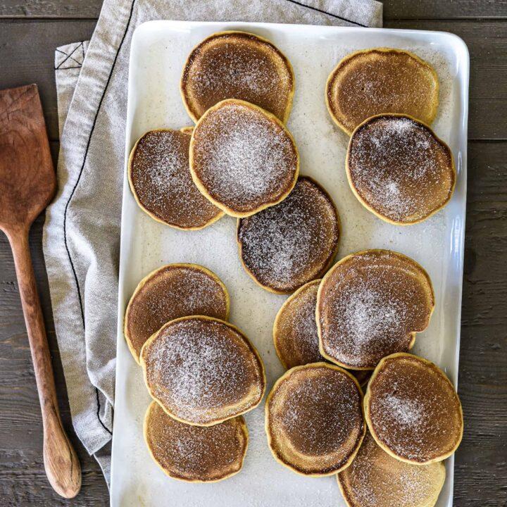 Pumpkin Spiced Pancakes