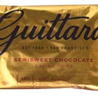 Guittard Chocolate Chip Semisweet 12oz (Pack of 4)