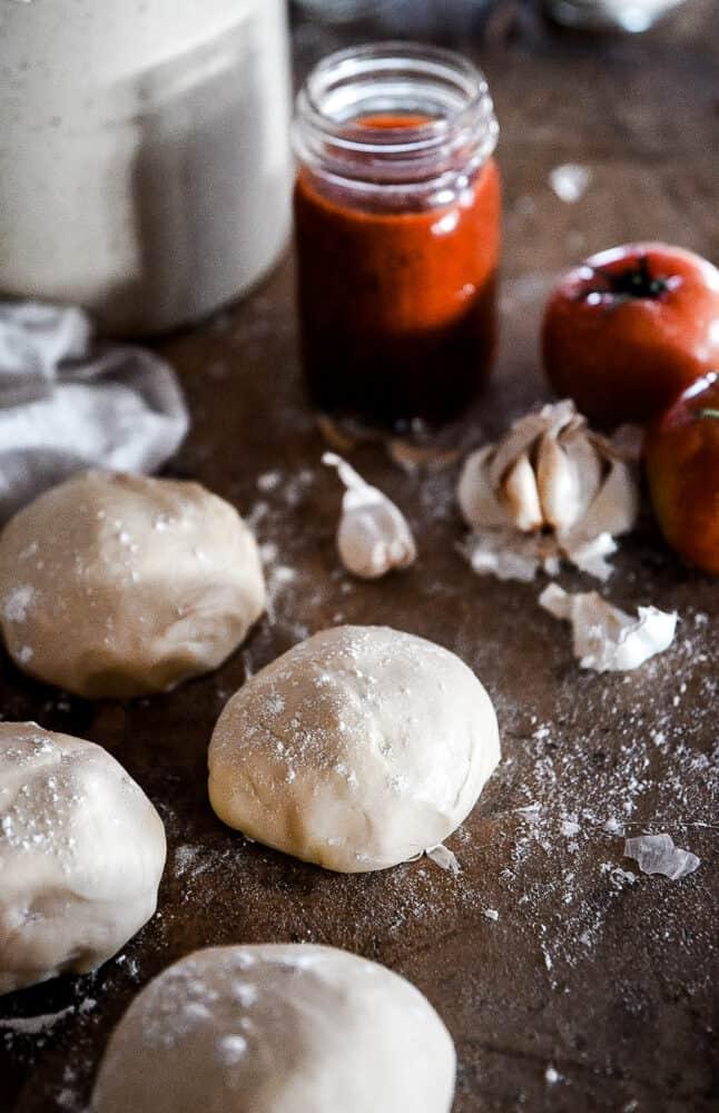 The BEST Homemade Pizza Dough