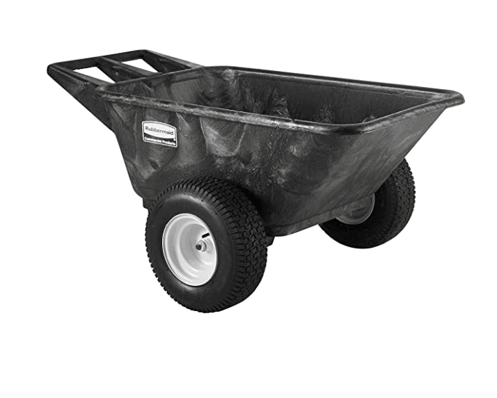 Large Oversized Farm Wheelbarrow
