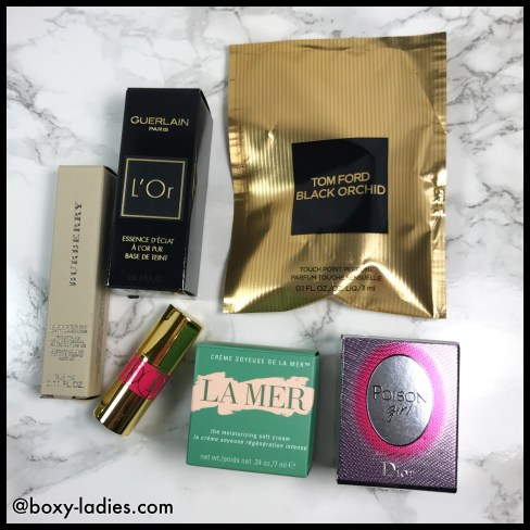 The Boxy Ladies Review Of The Play By Sephora Box The Iconic Edition