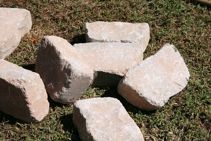 stone for firepit