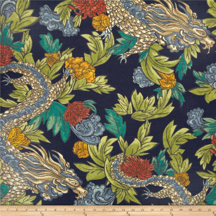 fabric-mingdragon