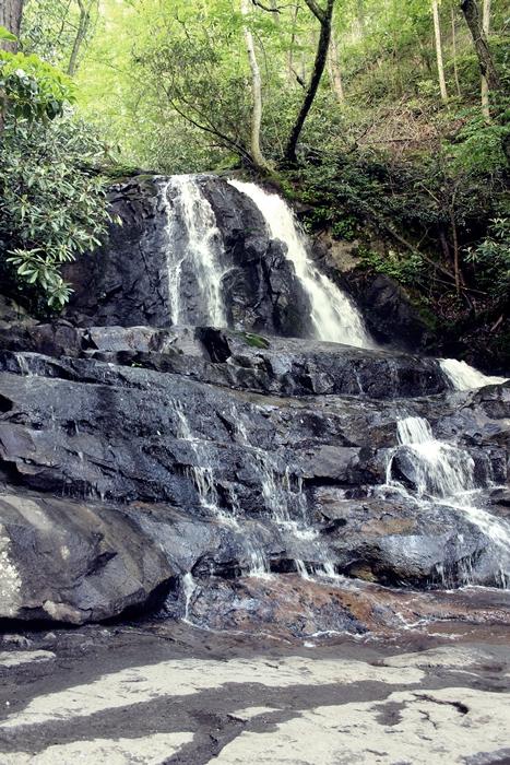 Laurel Falls: Great Smoky Mountains