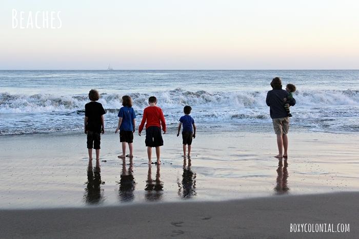 Santa Cruz, CA Beaches