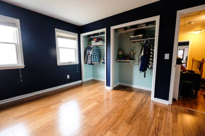 Bamboo Floors and Stuva Loft Beds: Milo and August Room Update -