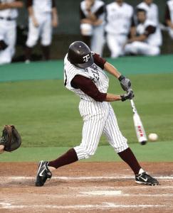 「野球 前で捉える」の画像検索結果