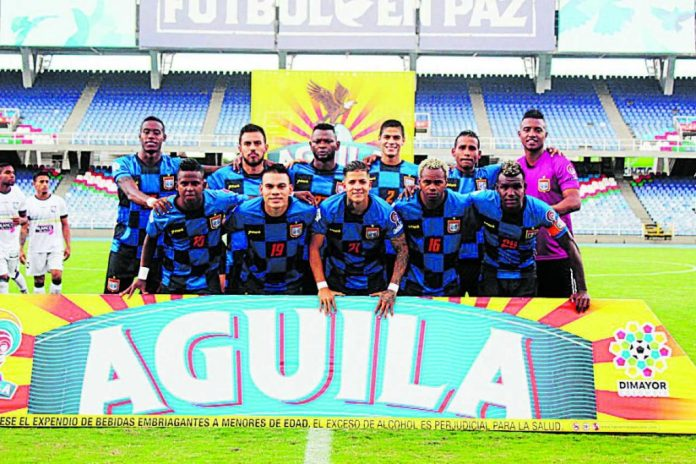 Ante Llaneros, B. Chicó arranca el cuadrangular 1