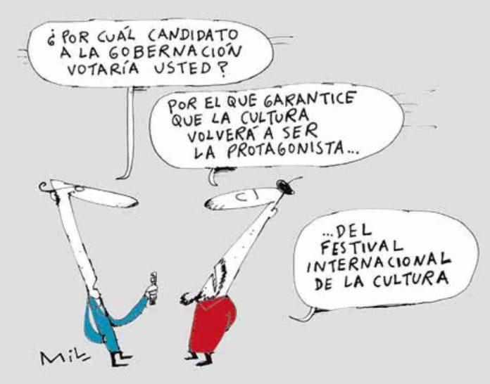 Caricatura 12 de Agosto de 2019