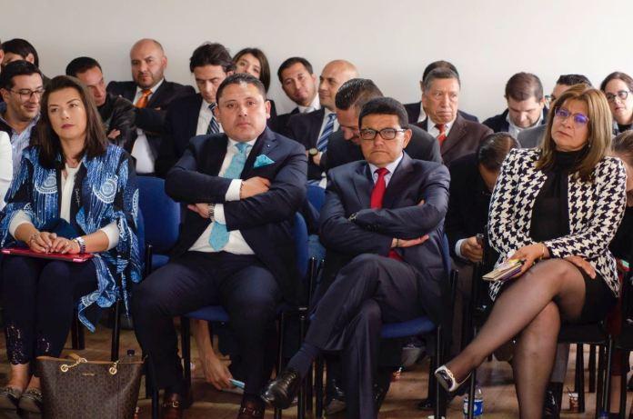 Cerca de 40 días tardará el trabajo de empalme del alcalde electo Luis Alejandro Fúneme González.