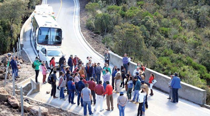 Las 13 principales obras alcalde Yamit Hurtado, en este cuatrienio sumaron cerca de 50.000 millones de pesos fueron visitadas ayer.