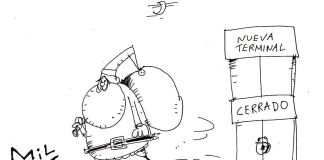 Caricatura 26 de Diciembre de 2019