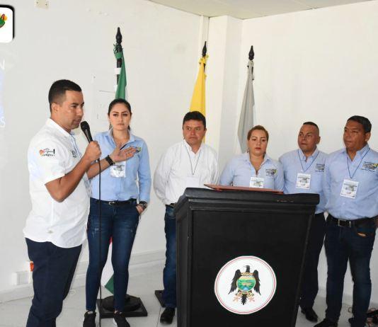 El diputado de Puerto Boyacá Jicly Mutis Isaza fue uno de los gestores de la Ordenanza.