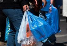 Bolsas plásticas, prohibidas en México y Chile