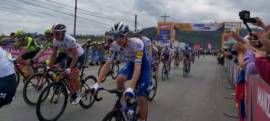 Arranca la 4ta Etapa del Tour Colombia 2.1. Hoy Paipa - Santa Rosa de Viterbo 14