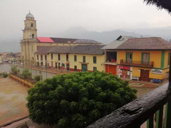 [Galería] Las calles de Boyacá permanecen solas en el primer día de Simulacro de Aislamiento por COVID - 19 19