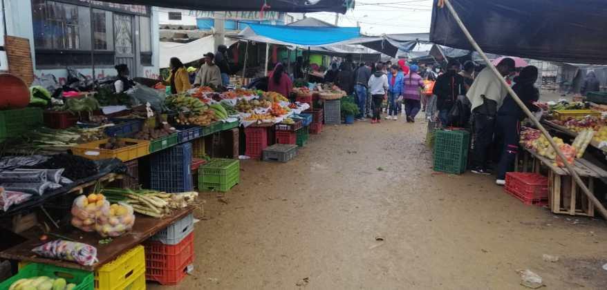 Limitan horario de atención en plazas de mercado de Boyacá 2
