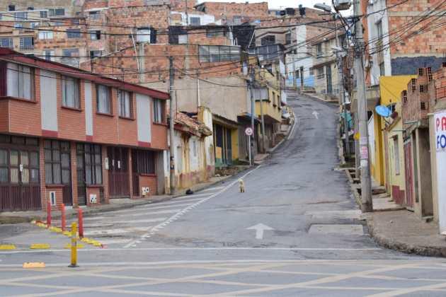 [Galería] Las calles de Boyacá permanecen solas en el primer día de Simulacro de Aislamiento por COVID - 19 20