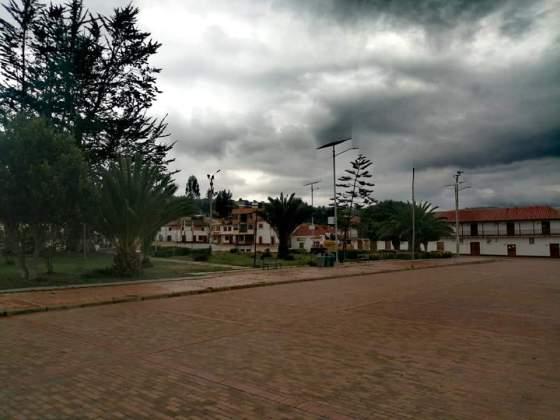 [Galería] Las calles de Boyacá permanecen solas en el primer día de Simulacro de Aislamiento por COVID - 19 12