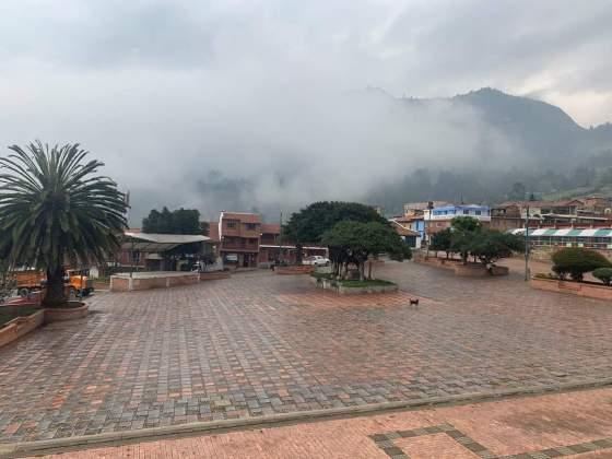 [Galería] Las calles de Boyacá permanecen solas en el primer día de Simulacro de Aislamiento por COVID - 19 1