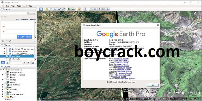 Google Earth Pro crack