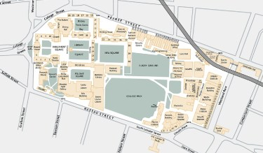 TCD MAP